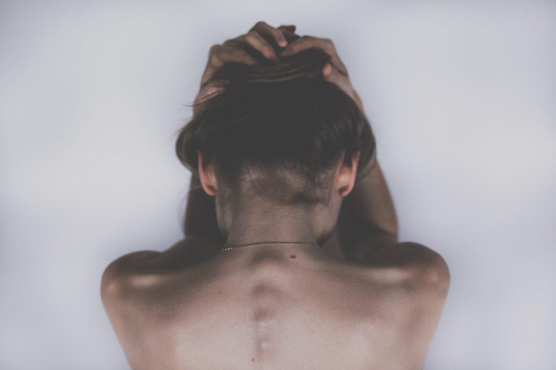 rappresentazione dell'anoressia
